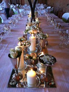 Deco mariage table