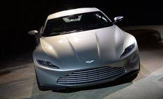 Aston Martin in James Bond Movie Motors Pictures Aston Martin Db10, New Aston Martin, James Bond Cars, James Bond Movies, My Dream Car, Dream Cars, Automobile, Love Car, Luxury Cars