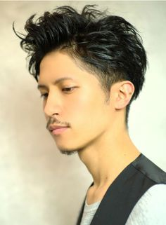 men's hairstyles back view Asian Man Haircut, Asian Men Hairstyle, Asian Hair, Medium Hair Styles, Short Hair Styles, Hair Designs For Men, Kpop Hair, Beard No Mustache, Hair And Beard Styles