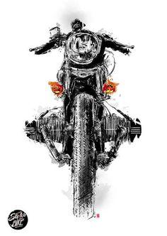 Royal enfield world Motorcycle Tattoos, Motorcycle Posters, Motorcycle Art, Motorcycle Outfit, Bike Art, Classic Motorcycle, Motorbike Clothing, Motorcycle Adventure, Motorcycle Design