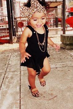 #fashion kid
