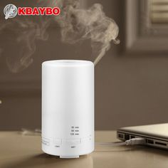 23.99$  Buy now - http://alik75.shopchina.info/go.php?t=32712719896 - USB Ultrasonic Humidifier Essential Oil Ultrasonic Dry electric fragrance Diffuser Aromatherapy Car Humidifier LED Night Light  #aliexpress