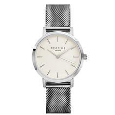 Stříbrné dámské hodinky Rosefield The Tribeca