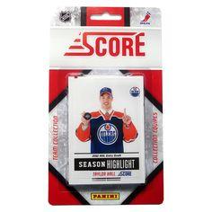 2011/12 Score Team Set - Edmonton Oilers