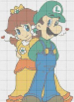 Luigi & Daisy!!!!!!!!!!!!!!!!!!!!!!!!!!!