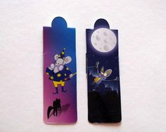 bookmark with magnet, set of 2 bookmark with magnet