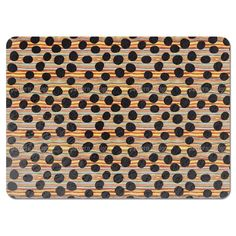 Uneekee Black Hole River Placemats (Set of 4) (Black Hole River Placemat) (Polyester)