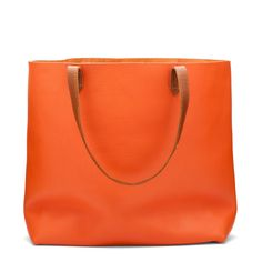 Cuyana Leather Tote