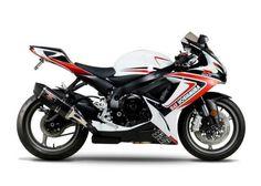 Suzuki GSX-R Yoshimura Limited Edition 2011 & 2012
