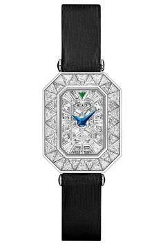 The In/Out List: Dark Crystals. Graff watch