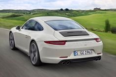 Porsche 911 50th anniversary special edition