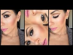 Too Faced Everything Nice Tutorial : Everyday Makeup Look - YouTube