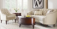 SKU SG Classic Elegance 9090-182-G Sofa with Arm Chair Living Room Collection