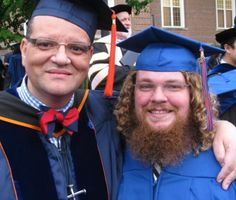 Wheaton College graduates take risks: case in point, 2012 grad Paul White, accepting an overseas position with Canon Andrew White, vicar of Baghdad, on graduation day: http://www.chicagonow.com/daily-miracle/2012/05/college-graduates-take-risks/