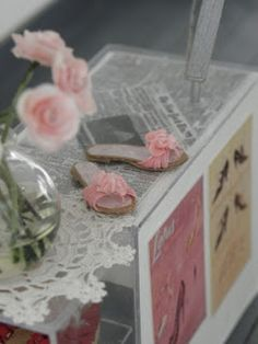 Loten minikengät - Lotte's minishoes