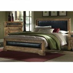 Augusta Hills Upholstered King Bed