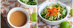 Zingy Thai Peanut Dressing & 20 More Salad Dressings You Can Make From Scratch!