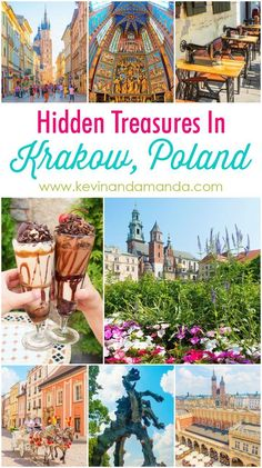 Best Things To Do in Krakow Poland — Krakow Travel Guide Photos that prove why Krakow, Poland should be next on your bucket list!Photos that prove why Krakow, Poland should be next on your bucket list! Backpacking Europe, Europe Travel Tips, European Travel, Travel Guide, Travel Destinations, Travel Goals, Travel Hacks, Holiday Destinations, Budget Travel