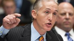 """Once again, Trey Gowdy proves that having him on our side is going to help win the fight on illegal immigration. There are countless people who consider themselves """"warriors"""" in the fight against illegal immigration. Some even disguise themselves as immigration officials. That's exactly what's go"""