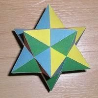 Paper Models of Polyhedra = printable patterns to make all sorts of paper geometric model shapes