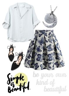 """""""🌺"""" by aleena1 ❤ liked on Polyvore featuring Chicwish and PBteen"""