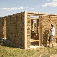 Doğal Yapı Atölyeleri | Saman, Toprak ve Tezek ile Evler İnşa Etmek