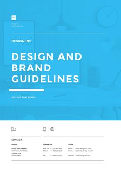 It's a 32 page Clean Brand Book template is for company or office and agency based projects. this Brand Book is loaded with paragraph/character styles for easy customization. Design Guidelines, Brand Guidelines, Typo Design, Web Design, Graphic Design, Corporate Design Manual, Brochure Design, Branding Design, Brand Manual
