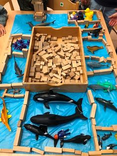 Activities For Kids, Crafts For Kids, Ocean Projects, Kindergarten Stem, Reggio Emilia, Sensory Play, Under The Sea, Creative, Octopus