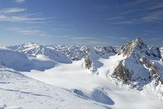 Stubaier Gletscher, Tyrol, Austria