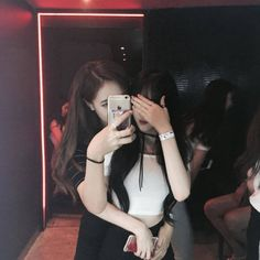 ulzzang couple lesbian images, image search, & inspiration to browse every day. Mode Ulzzang, Korean Ulzzang, Ulzzang Girl, Cute Korean, Korean Girl, Asian Girl, Cute Lesbian Couples, Lesbian Love, Couples Lesbiens Mignons