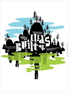 GigPosters.com - Built To Spill