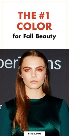 Rust is the It color for the fall season