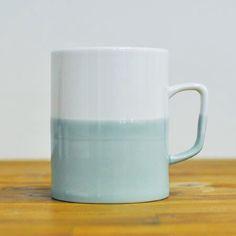 ディップマグカップFミントグリーン - essence(エッセンス)公式オンラインショップ - 長崎県波佐見町から発信する暮らしの器