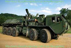 huge vehicles of the us military | United States US Army Oshkosh truck LVSR Logistic Vehicle System ...