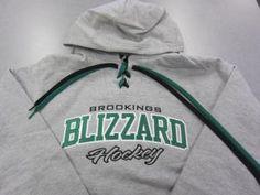 Laced Hockey Hoodie $50