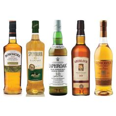 The Best Scotches