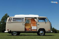 Dora - our 1971 campervan