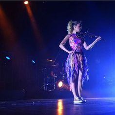 "Instagram: ""Lindsey Stirling Repost from: @t4fargentina Photo Credit: Credit to owner There's just been an…"""