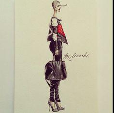 Fashion Illustration♡