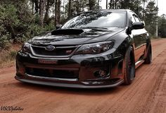 Subaru Impreza WRX STI (sedan)