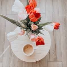 Coffee ☕️ Vase, Table Decorations, Coffee, Furniture, Home Decor, Kaffee, Decoration Home, Room Decor, Cup Of Coffee