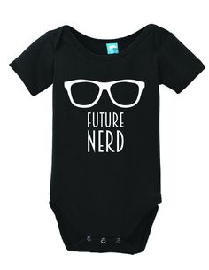 Future Nerd Onesie