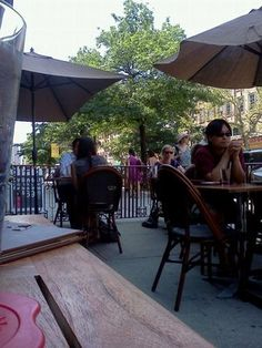 The Brass Rail, Hoboken NJ Hoboken Restaurants, Stuff To Do, Favorite Recipes, Brass, Patio, Places, Outdoor Decor, Terrace, Porch