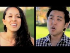 The Way You Are - David Choi & Kina Grannis! Great Song! They sound so beautiful together!