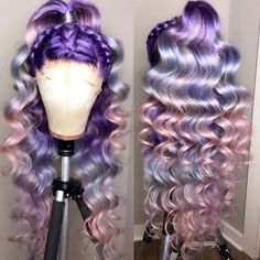 High quality full lace wigs,lace front wigs,hair lace wigs,hair pieces, in stock and custom for women on Viphairboutique online shopping at affordable prices. My Hairstyle, Pretty Hairstyles, Wig Hairstyles, Colored Weave Hairstyles, Cute Weave Hairstyles, Teenage Hairstyles, Frontal Hairstyles, Casual Hairstyles, Medium Hairstyles