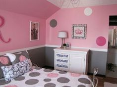 Light pink bedroom colors pink and gray bedroom pink and gray bedroom decor light pink and . Pink Bedroom For Girls, Cool Kids Bedrooms, Little Girl Rooms, Trendy Bedroom, Girls Room Paint, Pink Bedrooms, Grey Bedroom Decor, Bedroom Colors, Pink Gray Bedroom