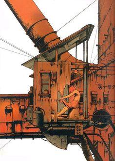 Art by 森本晃司 Koji Morimoto* • Blog/Website | (www.kojimorimoto.com) ★…