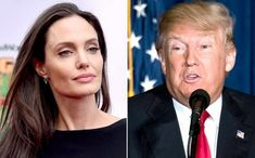 Angelina Jolie Just Responded To Trump's Muslim Ban, And It's Perfect
