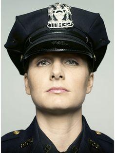 Top Crime-Fighter: Cheryl Shea
