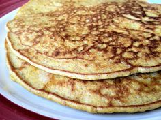 Low Carb Pumpkin Pancakes-used 1/2 tsp pumpkin pie spice instead of what is in the recipe.